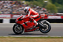May 22, 2010 - Le Mans, France - Australian rider Casey Stoner is pictured during practices at the French Grand Prix aon Le Mans circuit, France, on May 22, 2010. (photo Andrew Northcott/Nippon News)
