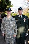 Sgt. Brian Scott and Msg. Chris Peffley