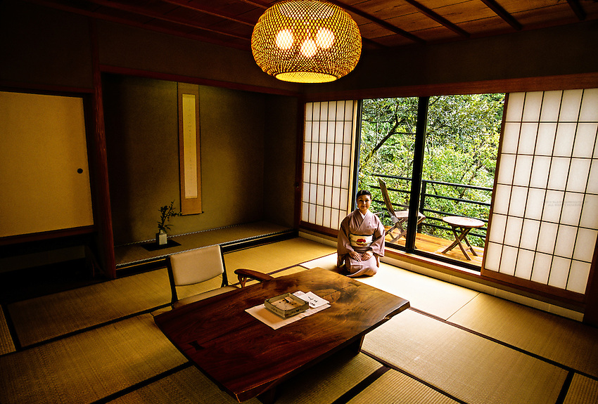Japan Hot Spring and Affordable Inn