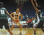 Ole Miss' Kenyotta Jenkins (11) vs. Mississippi Valley State in women's college basketball action in Oxford, Miss. on Wednesday, December 15, 2010.