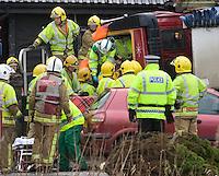 26/3/09 Barrmill crash