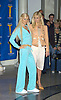 Paris Hilton movie at Madame Tussauds 2005