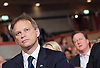 Conservative Party Conference, ICC, Birmingham, Great Britain <br /> Day 1<br /> 7th October 2012 <br /> <br /> <br /> Rt Hon Grant Shapps MP<br /> Chairman of the Conservatives <br /> <br /> <br /> Davd Cameron MP <br /> <br /> <br /> Photograph by Elliott Franks<br /> <br /> Tel 07802 537 220 <br /> elliott@elliottfranks.com<br /> <br /> &copy;2012 Elliott Franks<br /> Agency space rates apply