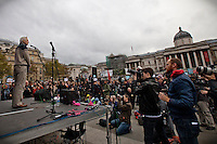 "08.10.2011 - ""Antiwar Mass Assembly"" - 10th Anniversary Of Afghanistan"