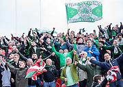 11.05.2015 Celtic's travelling fans
