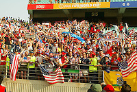 USA vs Mexico, June 17, 2002