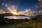 Great Salt Pond, Saint Kitts and Nevis