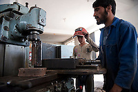 Khan Engineering Plant. Kabul 19-9-10
