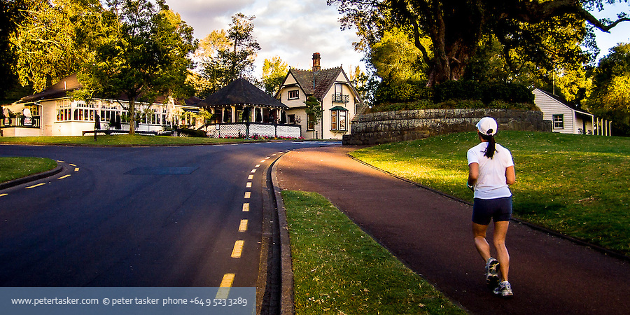 Cornwall Park and One Tree Hill, located in Central Auckland city, are both farm and park.  A gentle climb to the summit of Aucklands largest volcanic cone provides spectacular 360 degree views of Auckland city and its magnificent twin Waitamata and Manukau harbours.  With cafe, restaurant, childrens playground, reception venue, planetarium, barbecue and unlimited picnic areas amongst fields and mature trees, this park is a very special place for Aucklander's and visitors.