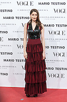 Laetitia Casta  at Vogue December Issue Mario Testino Party
