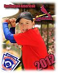 2012 Burlington American Cardinals