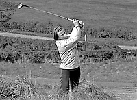 Carole McAuley, Belfast, N Ireland, leading Ulster woman amateur golfer, 1968050134a..Copyright Image from Victor Patterson, 54 Dorchester Park, Belfast, United Kingdom, UK.  Tel: +44 28 90661296; Mobile: +44 7802 353836; Voicemail: +44 20 88167153;  Email1: victorpatterson@me.com; Email2: victor@victorpatterson.com..For my Terms and Conditions of Use go to http://www.victorpatterson.com/Terms_%26_Conditions.html