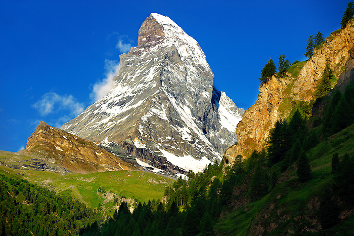 Pictures of The Matterhorn Switzerland