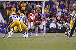 Ole Miss center Evan Swindall (56) vs. LSU at Tiger Stadium in Baton Rouge, La. on Saturday, November 17, 2012. LSU won 41-35.....