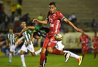 Patriotas vs Atlético Nacional , 7-09-2016.CA Cuartos  final