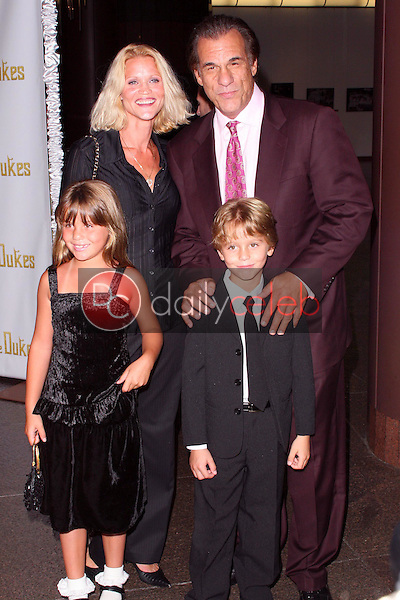 Robert Davi and family<br />at the special screening of &quot;The Dukes&quot;. Directors Guild Of America, Los Angeles, CA. 08-27-07<br />Dave Edwards/DailyCeleb.com 818-249-4998