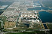 Luchtfotografie - Amsterdam van boven