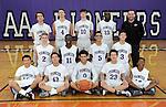 12-3-15, Pioneer High School boy's junior varsity basketball team