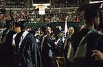 Graduate Commencement. Photo by Ben Siegel