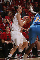 STANFORD, CA - FEBRUARY 4:  Ashley Cimino of the Stanford Cardinal during Stanford's 74-53 win over UCLA on February 4, 2010 at Maples Pavilion in Stanford, California.