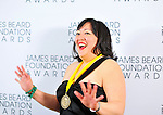 Belinda Chang. James Beard Awards.  New York, New York.