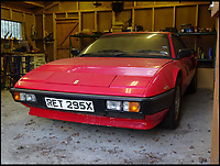 BNPS.co.uk (01202 558833)<br /> Pic: H&amp;H/BNPS<br /> <br /> 1982 Ferrari Mondial 8 estimated at &pound;17,000.<br /> <br /> A stunning sports car owned by David Beckham has emerged in a sale of eleven Ferraris - making a whole football team of motors. <br /> <br /> Golden Balls owned the 360 Spider in the early noughties when he was at the peak of his powers ahead of a big money move to Real Madrid. <br /> <br /> Becks, a renowned car nut, kitted the 2001 motor out with an F1-style gearbox, carbon fibre backed racing seats, tinted windows and custom bodywork.<br /> <br /> The car's combined worth is a whopping &pound;2,200,000.