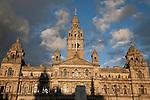 City Chambers in Glasgow, Scotland