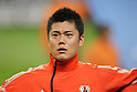 Eiji Kawashima (JPN), .FEBRUARY 29, 2012 - Football / Soccer : 2014 FIFA World Cup Asian Qualifiers Third round Group C match between Japan 0-1 Uzbekistan at Toyota Stadium in Aichi, Japan. (Photo by Akihiro Sugimoto/AFLO SPORT) [1080]