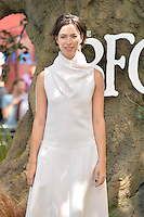 Rebecca Hall attends the 'The BFG' UK Premiere at the Odeon Leicester Square in London, England. 17th July 2016.<br /> CAP/JWP<br /> &copy;JWP/Capital Pictures /MediaPunch ***NORTH AND SOUTH AMERICAS ONLY***