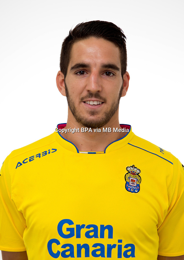 Pedro Bigas Spain Liga BBVA 20152016 Matthew Buxton