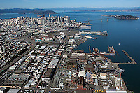 Pier 70 | Potrero Point | Aerial Photography San Francisco