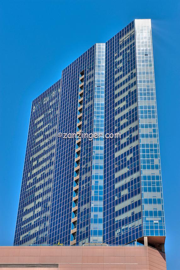Downtown, Hi Rise Building, Los Angeles, CA