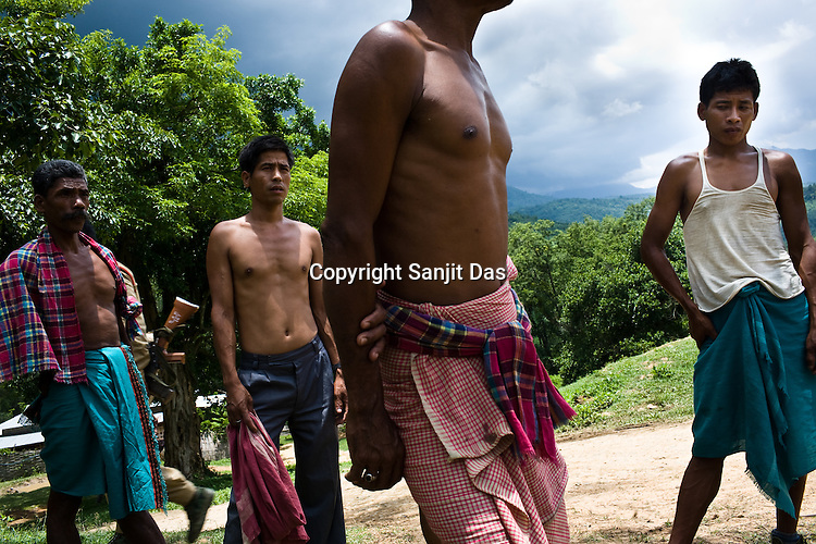 On 8th May 200, suspected Zeme Naga groups attacked Jorai, a Dimasa village. They burnt down 10 out of 13 houses but spared the school and the community centre, where most of the families are taking shelter. Ethnic clashes are regularly taking place between Zeme Nagas and the Dimasa tribe in North Cachar Hills in Assam, India.