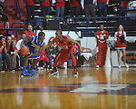 Ole Miss guard Zach Graham (32) at the C.M. &quot;Tad&quot; Smith Coliseum in Oxford, Miss. on Tuesday, February 1, 2011. Ole Miss won 71-69.