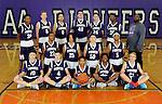 2-11-16, Pioneer High School freshman boy's basketball team
