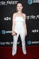 """JUN 23 """"Into The Forest"""" Los Angeles Premiere"""