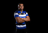 Jonathan Joseph poses for a portrait at a Bath Rugby photocall. Bath Rugby Media Day on August 24, 2016 at Farleigh House in Bath, England. Photo by: Rogan Thomson / JMP / Onside Images