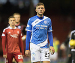 Aberdeen v St Johnstone&hellip;22.09.16.. Pittodrie..  Betfred Cup<br />Liam Gordon<br />Picture by Graeme Hart.<br />Copyright Perthshire Picture Agency<br />Tel: 01738 623350  Mobile: 07990 594431