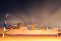 Night Photography at Mare Island - July 24, 2010
