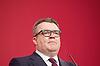 Labour Leadership <br /> Conference <br /> at The QE Conference Centre, Westminster, London, Great Britain <br /> 12th September 2015 <br /> <br /> Tom Watson <br /> Deputy leader <br /> <br /> <br /> <br /> Photograph by Elliott Franks <br /> Image licensed to Elliott Franks Photography Services