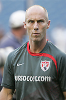 Bob Bradley. USA defeated Grenada 4-0 during the First Round of the 2009 CONCACAF Gold Cup at Qwest Field in Seattle, Washington on July 4, 2009.