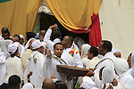 Easter, Ethiopian Orthodox Maundy Thursday ceremony