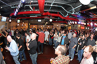 1 December 2012:  Orange County Rock Band, Beach City Cowboys plays live music at Hogue Barmichaels in Newport Beach.