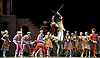 Romeo &amp; Juliet<br /> The Royal Ballet<br /> at the O2 Arena, Greenwich, London, Great Britain<br /> rehearsal<br /> 16th June 2011<br /> Choreography by Kenneth MacMillan<br /> Kenta Kura (as Mercutio)<br /> Photograph by Elliott Franks