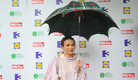 03/06/2014  <br /> Charlene McKenna<br /> during the Pride of Ireland awards at the Mansion House, Dublin.<br /> Photo: Gareth Chaney Collins