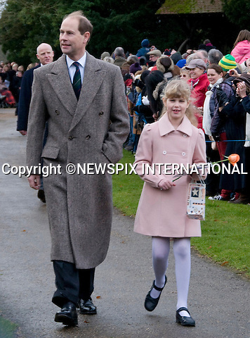 """ROYALS ATTEND CHRISTMAS DAY SERVICE.Members of the royal family attend Christmas Day Church Service at St. Mary Magdalene's on the Sandringham Estate..They included The Queen, Prince Philip, Prince Charles, Camilla, Duchess of Cornwall, Princess Anne, Prince Edward, Sophie, Countess of Wessex, Lady Louise, Prince Andrew, Zara Phillips, Mike Tindall, Peter Phillips and Autumn Kelly_25/12/2012.Kate and Prince William broke with tradition and did not attend..©NEWSPIX INTERNATIONAL..Mandatory credit photo:NEWSPIX INTERNATIONAL(Failure to credit will incur a surcharge of 100% of reproduction fees)..**ALL FEES PAYABLE TO: """"NEWSPIX  INTERNATIONAL""""**..Newspix International, 31 Chinnery Hill, Bishop's Stortford, ENGLAND CM23 3PS.Tel:+441279 324672.Fax: +441279656877.Mobile:  07775681153.e-mail: info@newspixinternational.co.uk"""