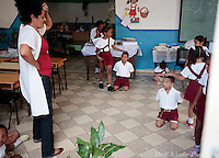 School, Havana, Cuba -Photo by Meryl Schenker