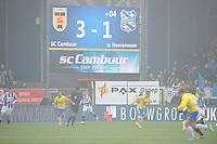 VOETBAL: LEEUWARDEN: 26-01-2014, Cambuurstadion, SC CAMBUUR - SC Heerenveen, uitslag 3-1, ©foto Martin de Jong