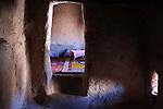 Entrance to house in Tikirte - Morocco