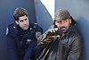 """Self Cleaning Oven""--Plainclothes officer Sergeant Terry Howard (Felix Solis, right) and NYPD rookie and former reporter Ray ?¢¬?¬?Lazarus?¢¬?¬ù Harper (Adam Goldberg, left) take cover during an altercation on the streets of Harlem.  The series premiere of NYC 22 is Sunday, April 15 (10:00 ?¢¬?¬? 11:00 PM ET/PT) on the CBS Television Network. Photo: David M. Russell/CBS ??¬©2011 CBS Broadcasting, Inc. All Rights Reserved"